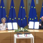A bit of trade and not much cooperation: The hard Brexit deal